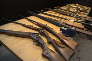 Mand fra Vils dømt for våbenbesiddelse