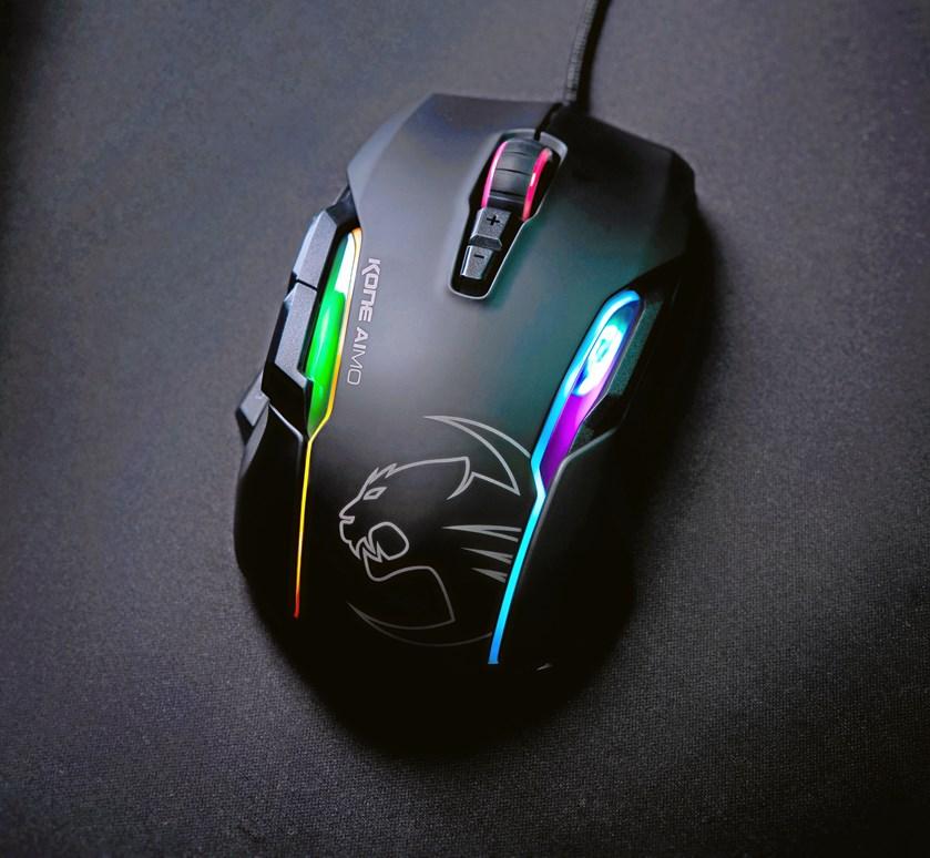 Vi har lagt hånd på otte af de bedste mus, specielt udviklet til spilbrug