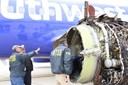 Fly nødlandede med 300 km/t