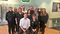 Lokal optiker fejrer 20 år i Hjørring