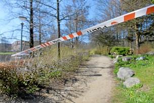 28-årig anholdt for voldtægt i Østre Anlæg