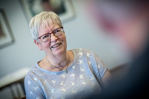 Har overlevet fem borgmestre: Sidste store reform for Else Larsen