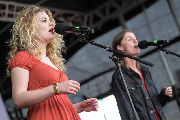 Camilla Gammelgaard Johansen og Bent Bach (foto)