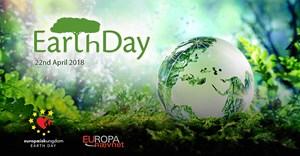 På søndag skal vi fejre jorden