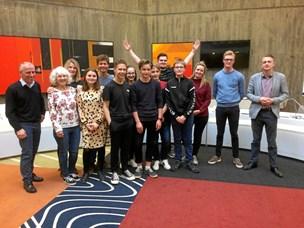 Unge i Frederikshavn gør noget ved klimaet