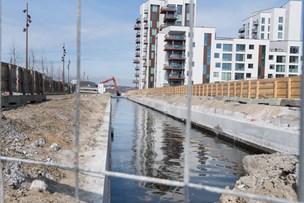 Østerå befriet for tykt lag årgangsmudder