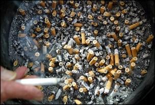 Vild uenighed om rygeforbud i kommunal arbejdstid