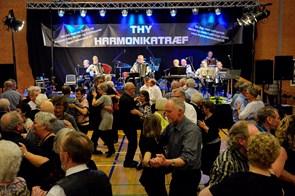 Harmonikatræf-billetter kan fås fra 7. maj