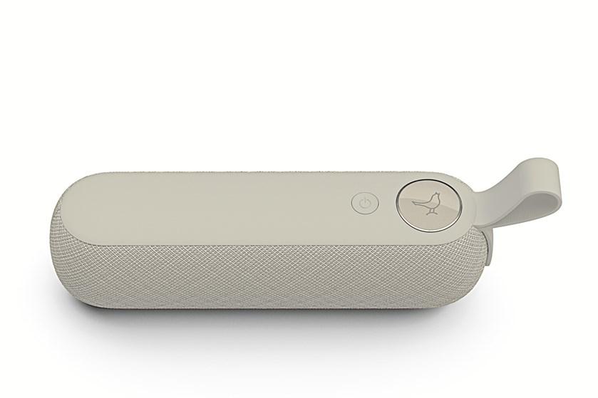 En robust batteridrevet højttaler er perfekt til rejsen