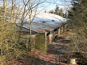 Skamplet i Aalborg bliver nu revet ned