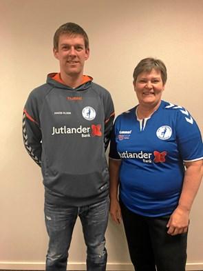 Trænere på plads i HIK-Rosendal Håndbold