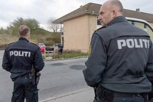 Politiet jagter fire maskerede mænd efter brutalt overfald