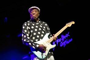 Buddy Guy til bluesfestival i Frederikshavn