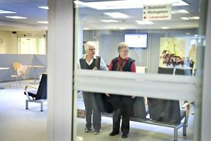 Frivillige giver ekstra omsorg på sygehuset