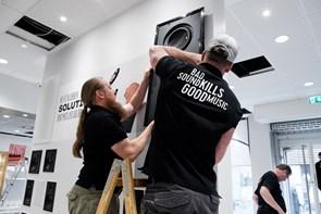 Hi-Fi Klubben åbner snart i Slotsgade