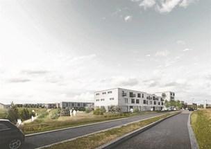 300 boliger på vej i Aalborg Ø