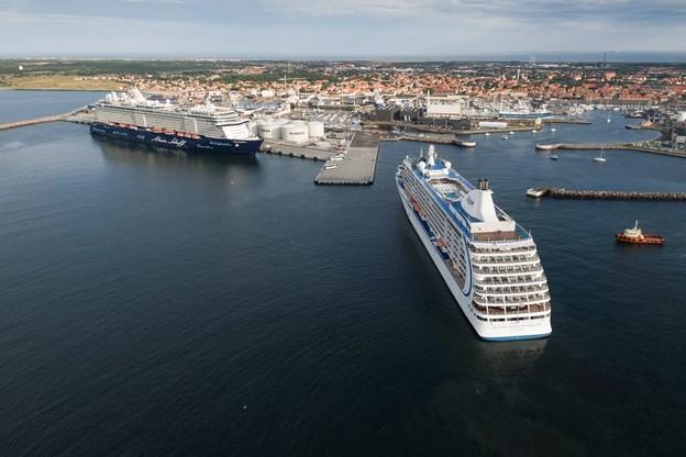 Strid om vederlag til havneformænd
