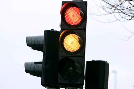 Ny lysregulering på trafikeret vej i Aalborg