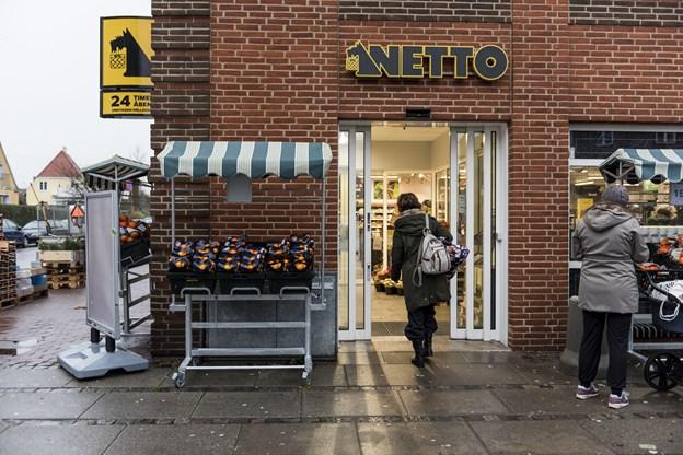 Netto sikrer Dansk Supermarked førertrøjen