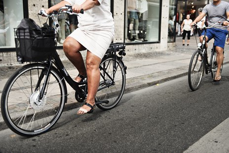 Gamle mænd på elcykel øger antallet af dræbte i Holland