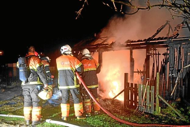 Fjerritslev-brande: Brandmand skal syv år i fængsel