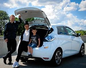 MPV'en Renault Scenic er helstøbt og velkørende - men skuffer også på visse punkter