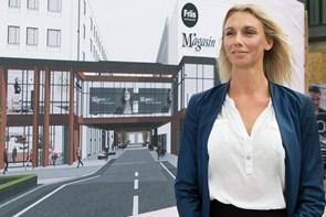 Tina står i spidsen for Magasin Aalborg