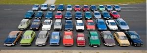 Viborg Museum og Forstadsmuseet i Hvidovre samler alle Årets Biler i seværdig udstilling