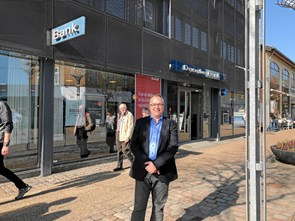 Ny filialdirektør i Danske Bank