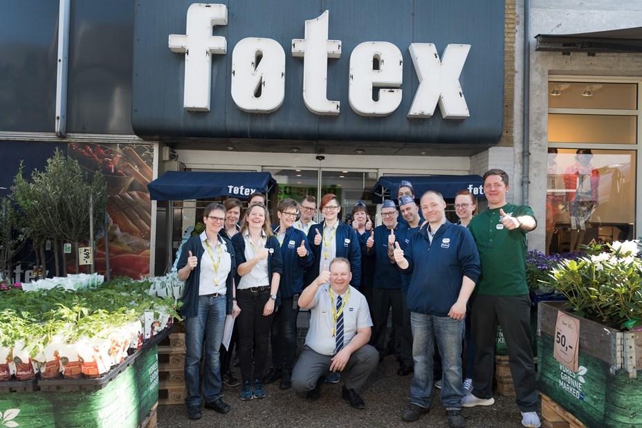 Føtex fejrer 50 år i Hobro