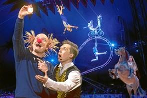 Arenas cirkuseventyr til Hobro - og de har Clemens med