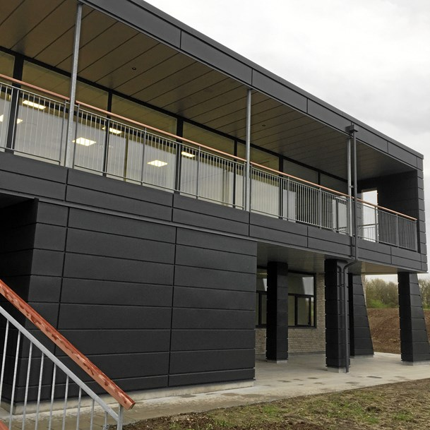 BDO viser sit nye kontor-domicil i Hobro frem