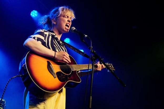 Angående Mig årets singer/songwriter vinder. Foto: Lasse Sand