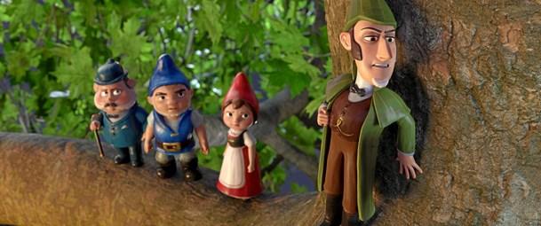 Ugens biograftip: Sherlock Gnomes & Co.