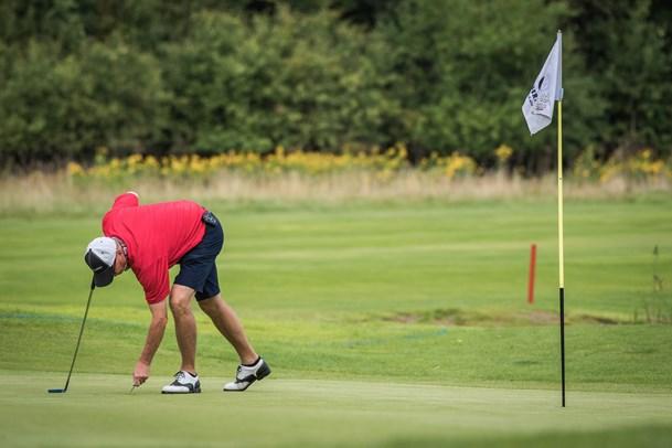 Demodag i golfklubben