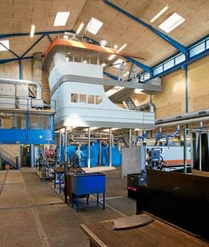 Penge i hus til maritimt læringscenter
