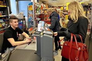 Nu kan du slippe for kassekøen i Hjørring-butik