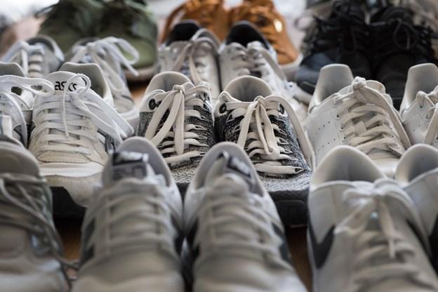 Hendes egen passion for sneakers blev motivationen bag at starte et marked, hvor man kan sælge ud af sin samling og finde nye ting.