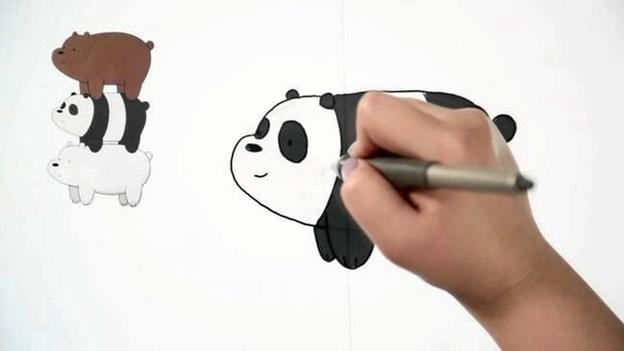 Hvem drømmer ikke om at lave en animationsfilm. Pr-foto