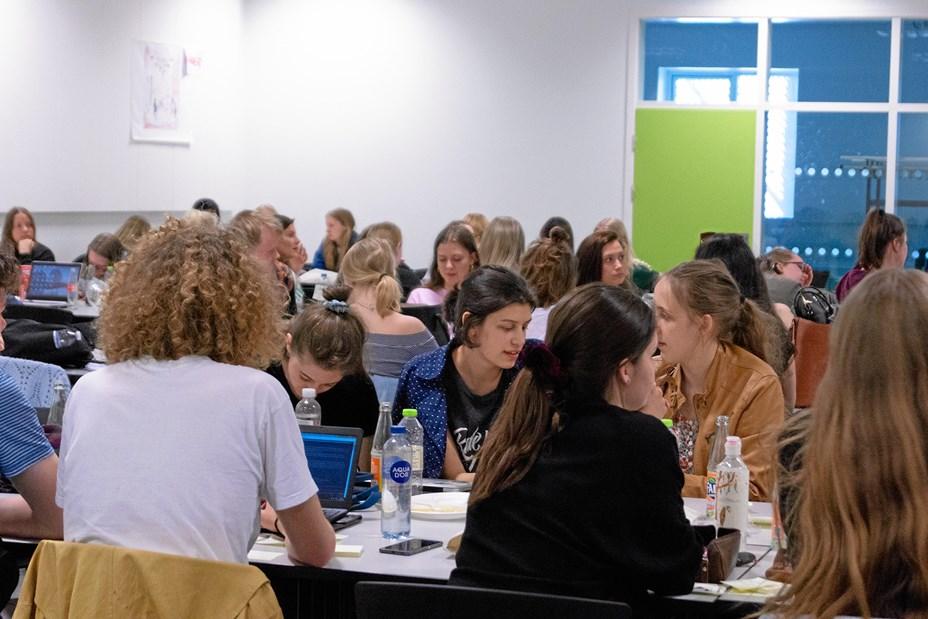 Hackathon på Hjørring Gymnasium