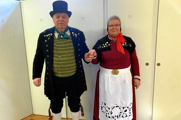 Det var slut med at træde folkedansen, da en epoke i Hobro sluttede efter 76 år.
