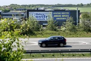 Mandskabsmangel i Hobro - motorvejen tages i brug