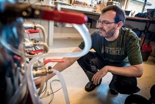 Kemilærer slår sig på ølbrygning
