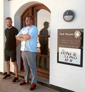 Ny café og B&B på Sydvestkajen