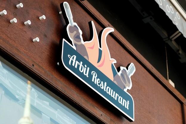 Arbuíl Restaurant er opkaldt efter en kurdisk by. Foto: Lasse Sand