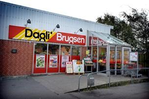 Dagli'Brugser i Thisted og Nykøbing lukker