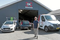 Festdag hos DK-Autoservice