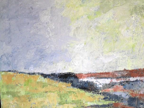 Nordjyske landskaber på væggen
