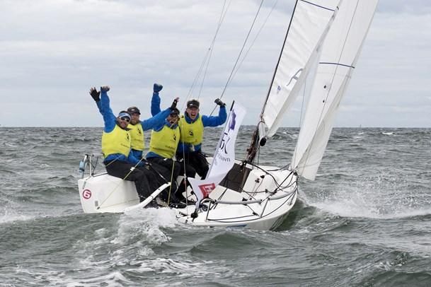 Mikkel Beha åbner Sejlsportsligaen i Frederikshavn