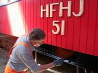 Fuuut-fut: Togvognene er klar til sæsonstart